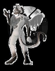 [C] Sumi Wings by ArcanusUmbra