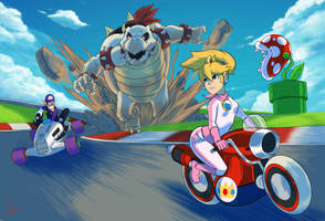 200 cc speed up ! by SeiKyo-Art