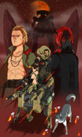 Metal gear solid V - you're pretty good ! by SeiKyo-Art
