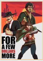 Bounty Killers appeared by SeiKyo-Art