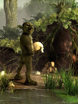 The Goblin's Treasure by deskridge