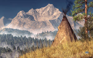 Teepee by deskridge