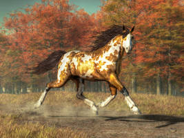 Bringer of Fall by deskridge