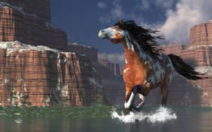 Mustang Canyon by deskridge