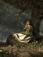 Elf by deskridge
