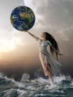 Gaia by deskridge