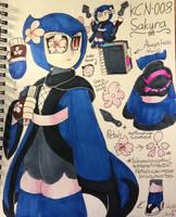 KCN(?) 008 - Sakura by Procrastin8ingArtist