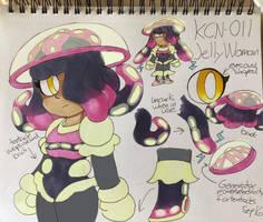 KCN 011 - Jelly Woman (REF) by Procrastin8ingArtist