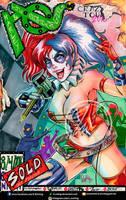 Harley rockstar by E Warting by W-arting
