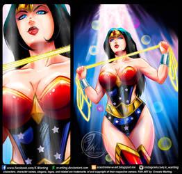 Wonder Woman by W-arting