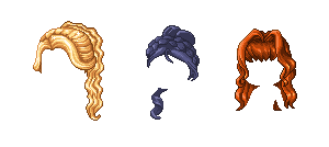 Fantage Custom Hair by Lineesa