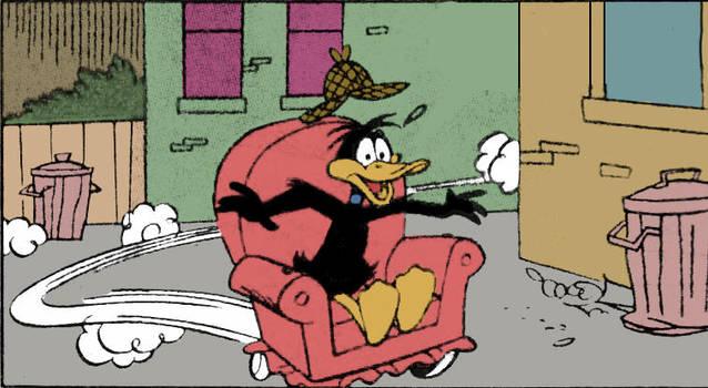 Armchair Daffy by PerilPress