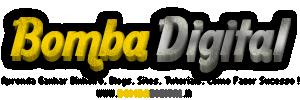 Logo Bomba Digital by MatheusFilho