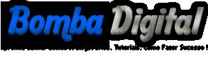 Logo Bomba Digital V2 by MatheusFilho