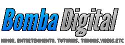 Logo Bomba Digital V3 by MatheusFilho