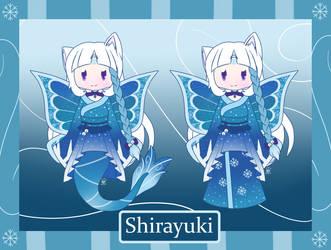 Shirayuki by Chibitsuna