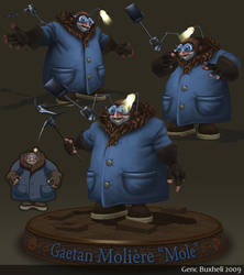 Moliere Final by genci