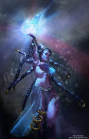Shiva by genci