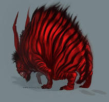 Funny Creature 01 by Ketka