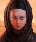 Alia - Children of Dune by Ketka