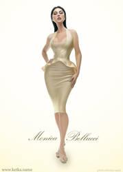 Monica Bellucci by Ketka