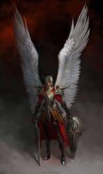 angel by Ketka by Ketka