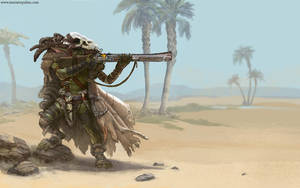 Goblin Hunter by Ketka