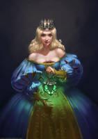green Lantern by Ketka