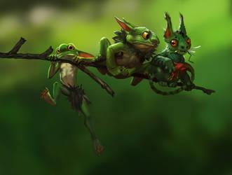 Elffrogs Adv by Ketka
