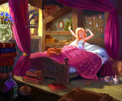 Magic Morning by Ketka