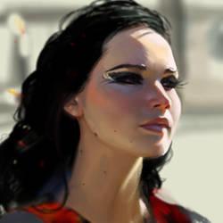 Katniss Everdeen02 by Ketka