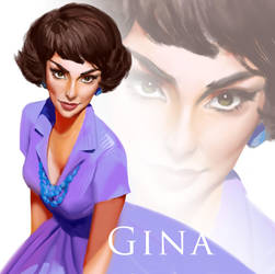 Gina by Ketka