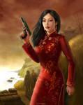 Madam Lili Wong by Ketka