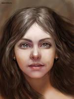 Portret by Ketka