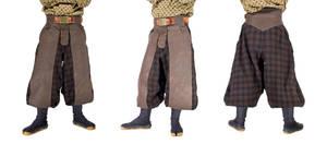 Tobi Pants by Lastwear