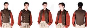 Pinkerton Vest by Lastwear