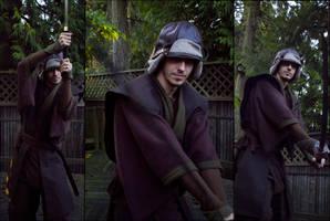 Bushido Swordsman by Lastwear
