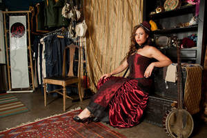 Last Lady Burgandy by Lastwear