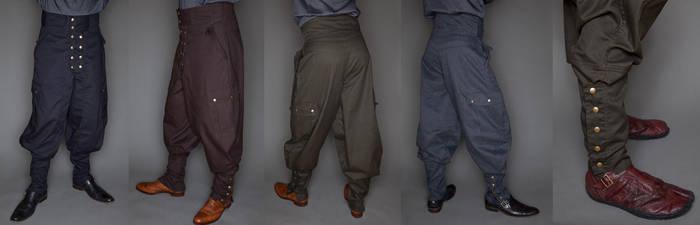 2011 Steeplejack Colors by Lastwear