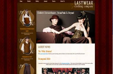New Website by Lastwear