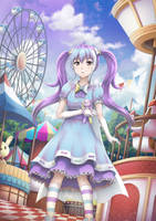 CM :: Lullaby by AsakuraShinji