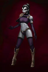 Umah (Blood omen 2) by Prohibe