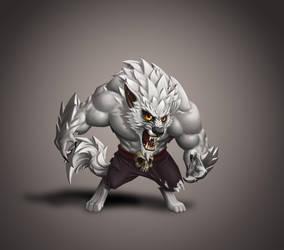 Wolfy by Prohibe