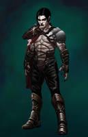 Raziel (Legacy of Kain Dark Prophecy) by Prohibe