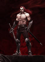 Vampire lord by Prohibe