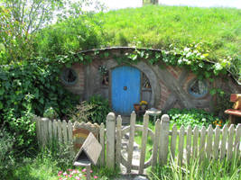 Hobbiton 1 by CastleGraphics