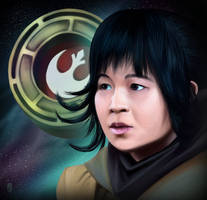Rose Tico by thegate-thekey
