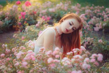 In my secret garden II by Econita