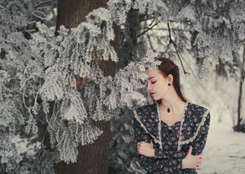 Winter walks II by Econita