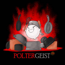 Poltergeist by LuKe-Productions
